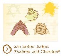 Wie Beten Juden